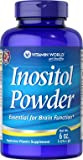 Inositol Powder Vegetarian Dietary Supplement (6oz)