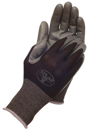 Atlas Glove 370BBK Nitrile Gloves