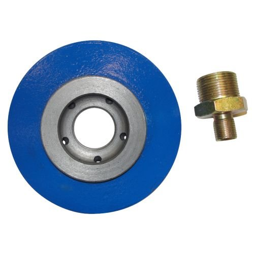 (Complete Tractor 1109-0500 Oil Filter Adapter Kit, Blue)