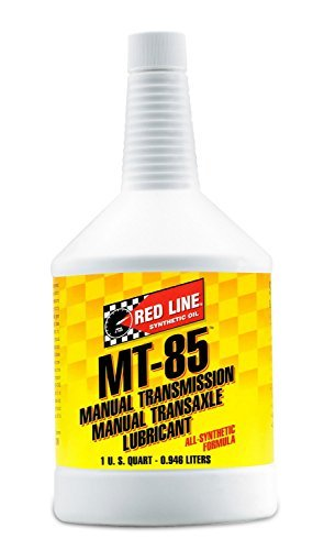 - Red Line MT-85 75W85 GL-4 Manual Transmission Lubricant (Pack of 4)