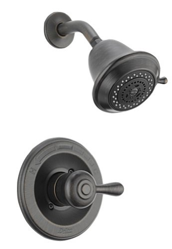 Delta Faucet T14278-RBSHCCER Leland  Monitor 14 Series Shower Trim, Venetian Bronze by DELTA FAUCET