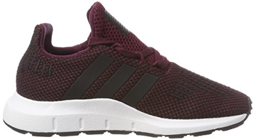 really cheap price fashionable sale online adidas Unisex Kids' Swift C Running Shoes Red (Granat / Negbas / Ftwbla 000) discount best seller Vg54Gj
