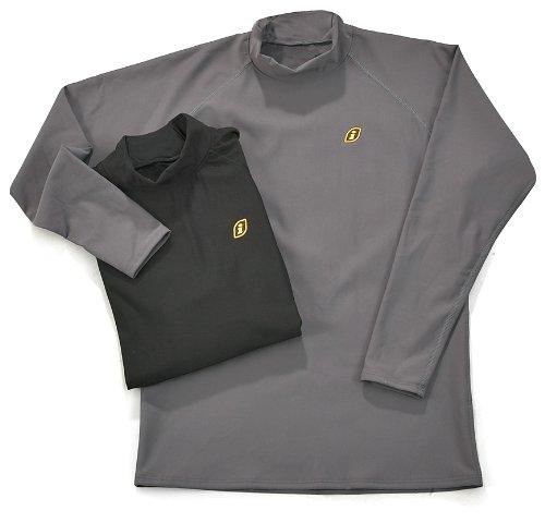 Ironclad 1st Layer Long - sleeve Thermal Shirt, BLACK, XL