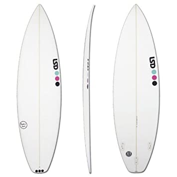 Tabla de surf LSD - modern lover 5.11 XF de surfista