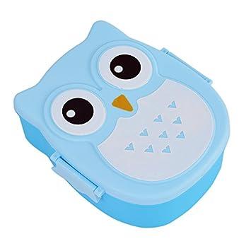 Amazoncom GreenSunTM Owl Pattern Plastic Lunch Boxes Lunch