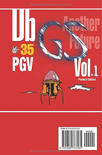 Amazon.com: Un Otro Futuro: DBGS Vol.1 (Spanish Edition ...