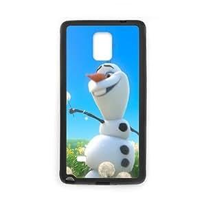 samsung galaxy note4 case , Frozen Cell phone case Black for samsung galaxy note4 - LLKK0736742