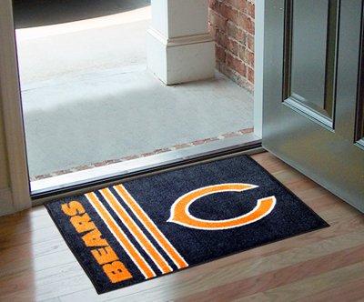 - Fanmats Chicago Bears Uniform Inspired Starter Rug