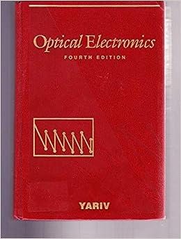 AMNON YARIV OPTICAL ELECTRONICS DOWNLOAD