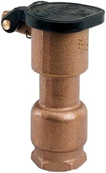 Orbit WaterMaster Underground 51029 3//4-Inch Brass Quick Coupler Valve