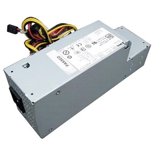 Genuine Dell 275 Watt Power Supply for Dimension 5100c, 5150c XPS 200 Optiplex GX520 GX620 Small Form Factor (SFF) Systems Compatible Part Numbers: K8964, TD570, YD080, N8373, WD861 Compatible Model Numbers: H220P-01, N220P-01, N275P-00, H275P-00 (Dell Optiplex Gx520 Power Supply)