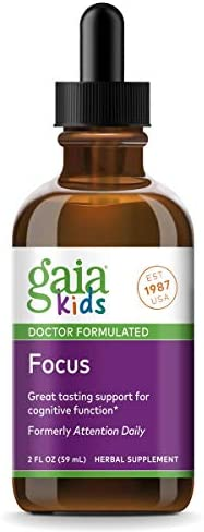 Gaiakids Focus, 2 Ounces