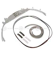 This is an authorized aftermarket product. Fits with various GE brand models. It has a oem part # WE49X20697.