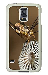 on sale Samsung S5 cases Spider X Mushroom Animal PC White Custom Samsung Galaxy S5 Case Cover