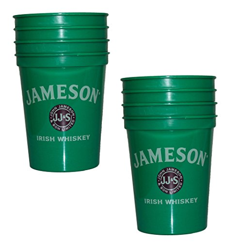 jameson-whiskey-plastic-cup-set-of-8
