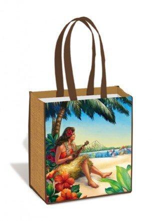 Vintage Hawaii Island Tote Bag ()