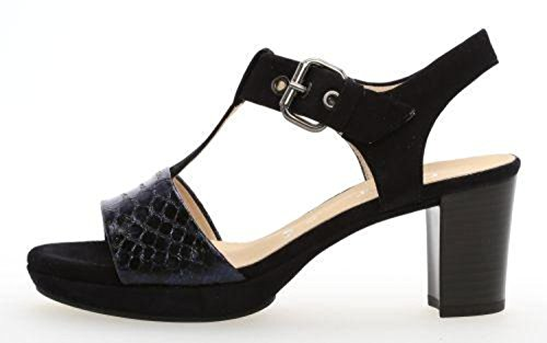 Gabor Sandales Pour Femme Bleu Bleu