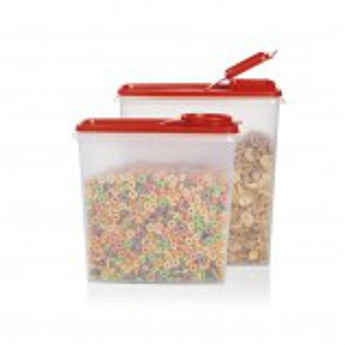 tupperware cereal keeper lid - 1