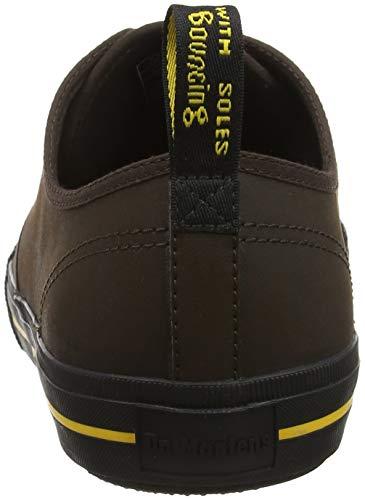Adulte Brown Unisexe 201 dark Sneaker Martens Dr Fonc Pressler brun Brun Pressler Unisex Braun Sneaker erwachsene nAU0TqPw