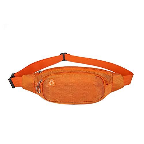 Innerternet Viaggio Piccola Donna Fashion Spesa Moda Borsa Estiva Leggero Arancione Con Spiaggia Eleganti Sacca Per Tela Bag Tracolla Sport Marsupio Innovativa Portatile xpFq0x8r