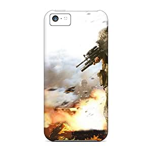 Tpu Shockproof/dirt-proofcovers Cases For Iphone(5c)