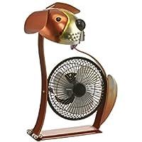 Deco Breeze DBF6167 Portable Collection Dog USB Fan
