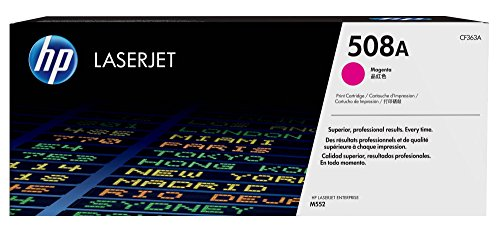 HP 508A (CF363A) Magenta Original Toner Cartridge by HP