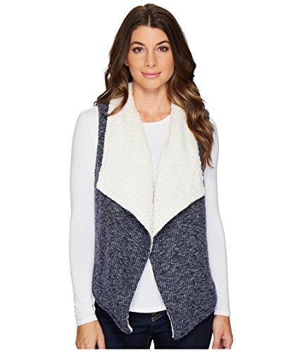 コスト革命的アルファベット[モッドドック] レディース コート Corded Sweater Knit Reversible Vest [並行輸入品]