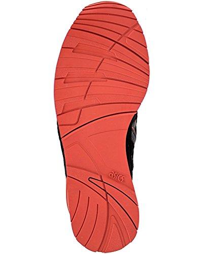 Calzado deportivo para hombre, color Negro , marca ASICS, modelo Calzado Deportivo Para Hombre ASICS H63RQ GEL-ATLANIS Negro