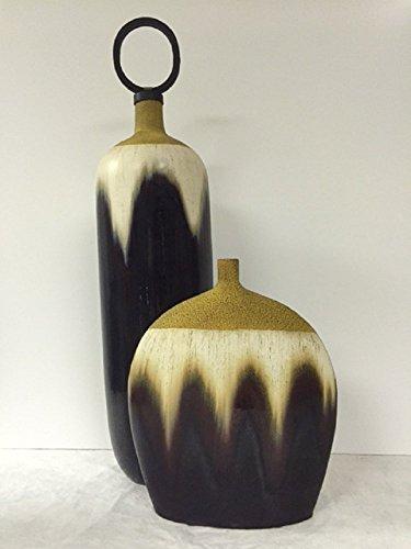 Carolyn Kinder Set of 2 Vases