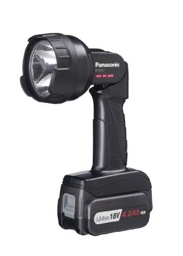 Panasonic EY37C1B Cordless Flashlight with Dual Voltage Technology