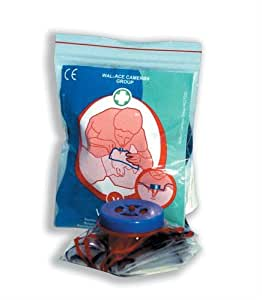 Wallace Cameron Resusciade Vent Aid Protective Equipment Mouth to Mouth Ref 5001026 - Pack 3 by Wallace Cameron