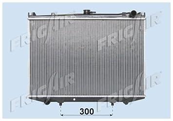 frigair 0121.3045 Radiador Coche