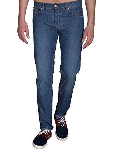 Z48 Fit Narrow Blaine Harmont 26881 W01360 Default Denim Jeans Uomo 804 amp; 059350 Blu nzqwqHgU