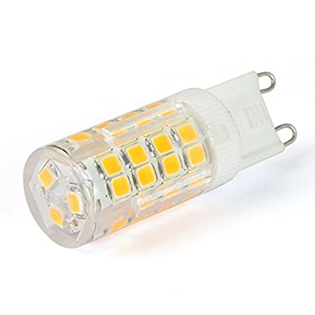 LEDHIVE 4W G9 LED BULB - Warm White - 370LM Super Bright ...