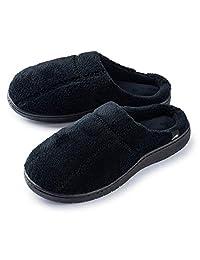 Pupeez Roxoni Boy's Terry Clog Slippers