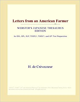 crevecoeur letters from an american farmer analysis