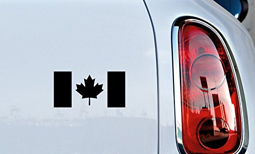 canada car sticker - 8