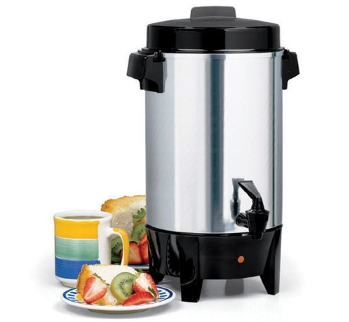 40 cup coffee maker - 7