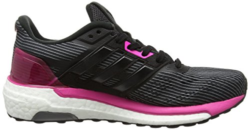 utility Supernova Black Noir Femme Running Pink shock Adidas Black core ZI7wqZ6P