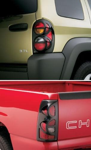 UPC 725478066241, Auto Ventshade 35728 Tail Shades 2 Contour Style