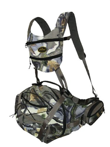 Sportsman's Outdoor Products Horn Hunter Drop Tine Deluxe Fanny Pack (Predator 3D Deception)