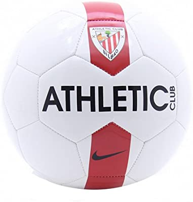 Nike SupporterS Ball Athletic Bilb Balón, Unisex Adulto, Blanco ...