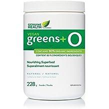 greens+ O Organic Vegan Unflavoured (228g) (greens plus o) Brand: Genuine Health