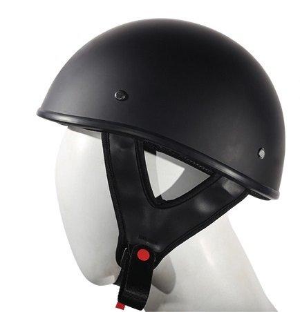 Best Low Profile Dot Half Helmet - 4