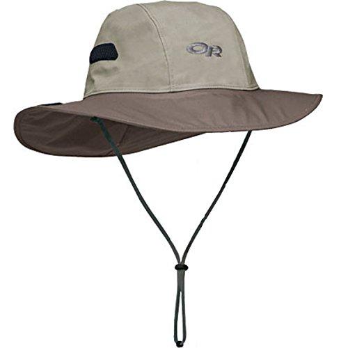 Outdoor Research Seattle Sombrero, Khaki/Java, Medium