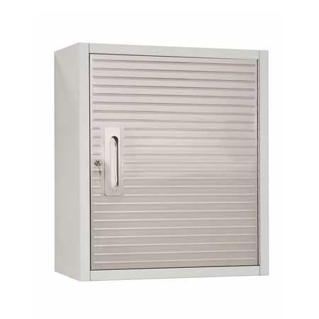 UltraHD Wall Storage Cabinet - 24x12x28 Classic Metal Cabinet