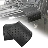 Danti Latest Black Cowl Body Armor Outer Cowling Cover For Jeep Wrangler Rubicon Sahara Jk Unlimited 2007 2008 2009 2010 2011 2012 2013 2014 2015 2016 2017