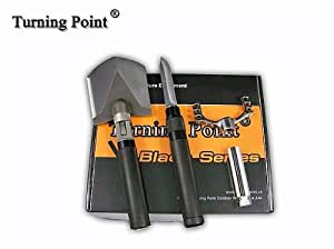 Turning Point Multi-functional Outdoors Camping Hiking Survival Tools Shovel Explorers Set Kit