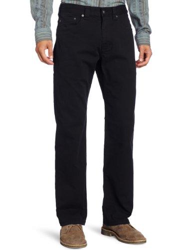 Prana Men's Bronson 32-Inch Inseam Pant, Black, 28